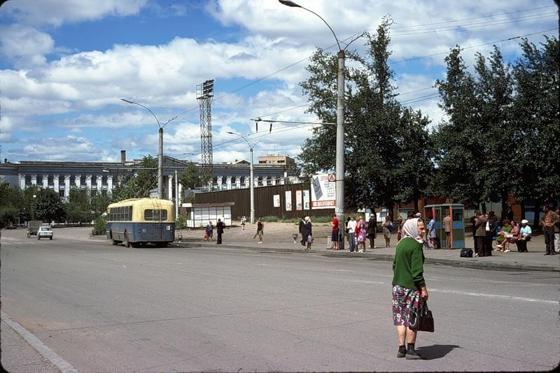 Станция «Карымская» близ Читы