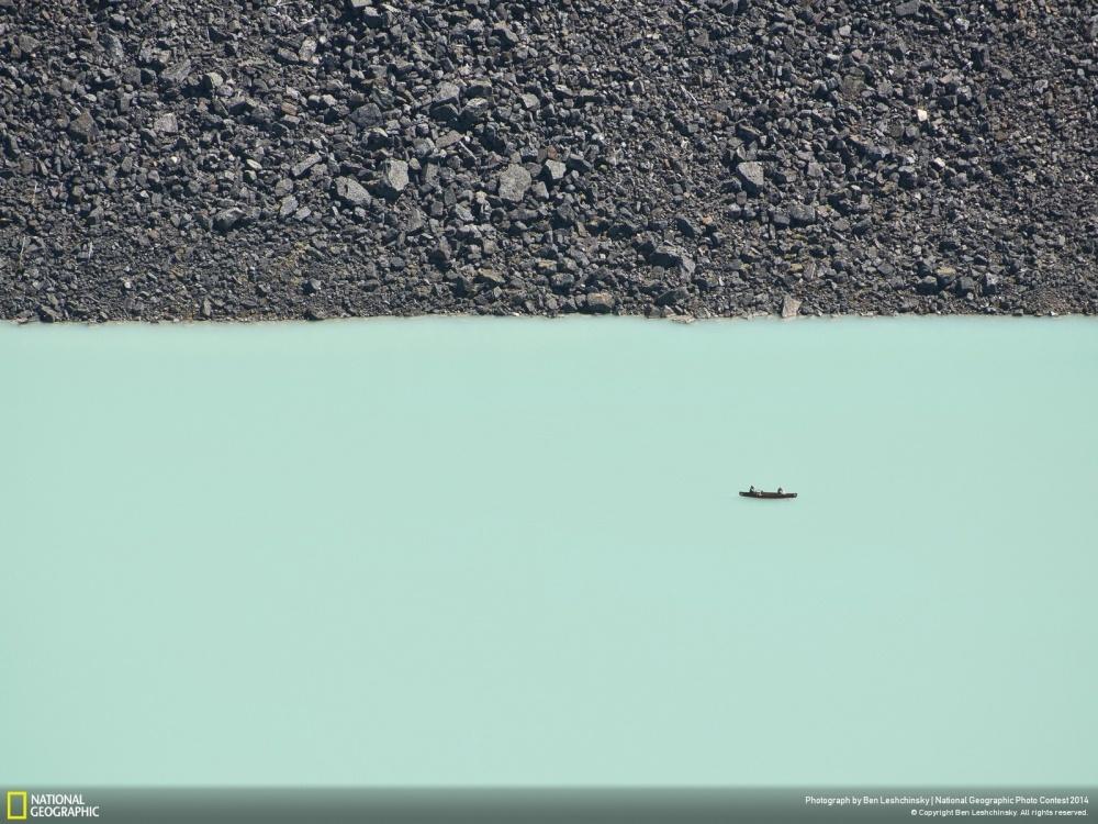 Ледниковое озеро Луиз, национальный парк Банф, Канада.