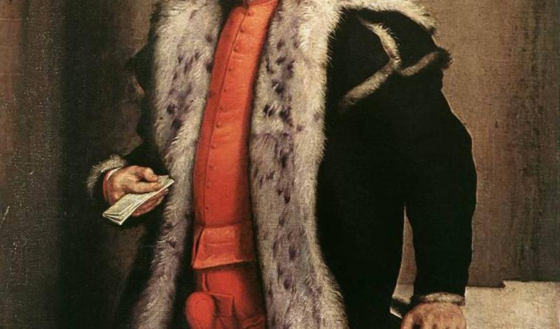 Один из самых странных аксессуаров своего времени. В 15 и 16 веках гульфик носили ради подчеркивания