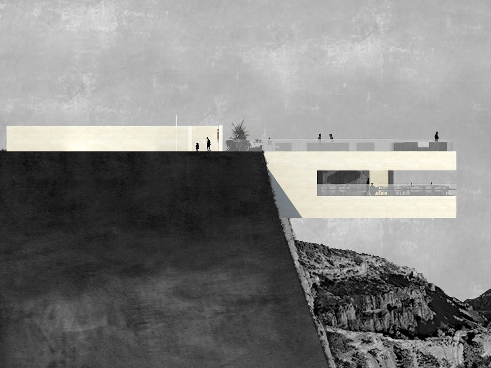 Нотот, кто пересилит страх, сможет насладиться шикарным панорамным видом наводопад Басасеачи.