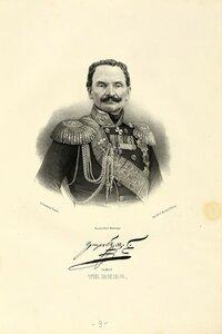 Берг Федор Федорович, Граф, Наместник Его Императорского Величества в Царстве Польском