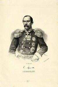 Хрулев Степан Александрович, Генерал