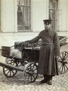 1890-е. Кучер