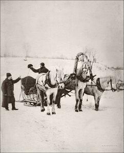 1900-е. Русская тройка