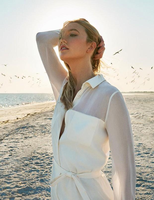Karlie Kloss For Marella Spring Summer 2016 - Design Scene - Fashion, Photography, Style & Design