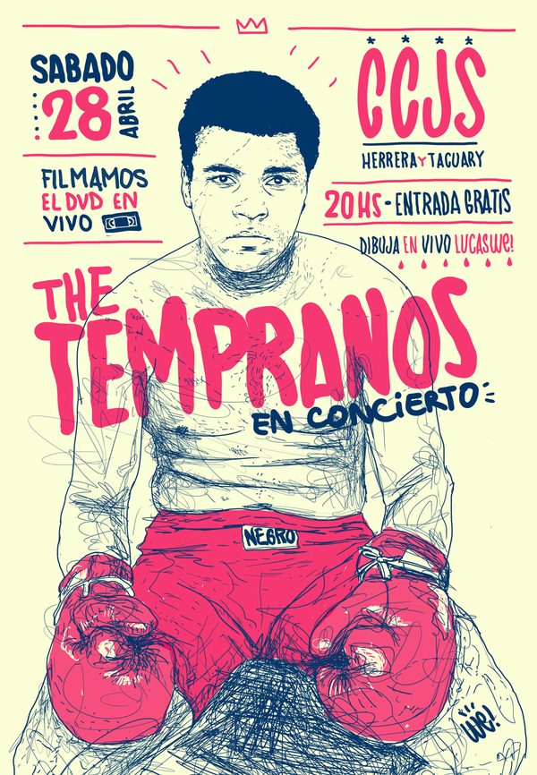 The Tempranos by Lucas We