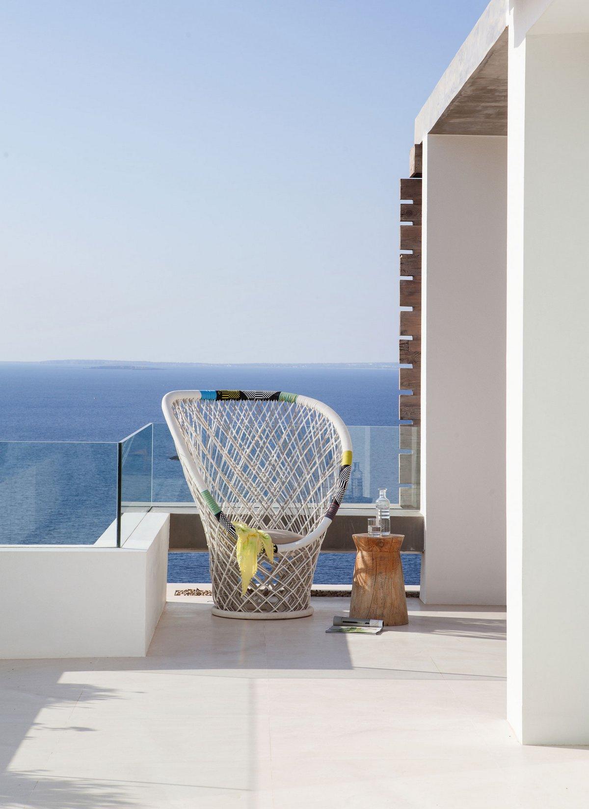 SAOTA, ARRCC, вилла на Ибице, вилла в Испании, вилла на берегу моря, вилла на Средиземном море, особняк с видом на море, частная резиденция на Ибице