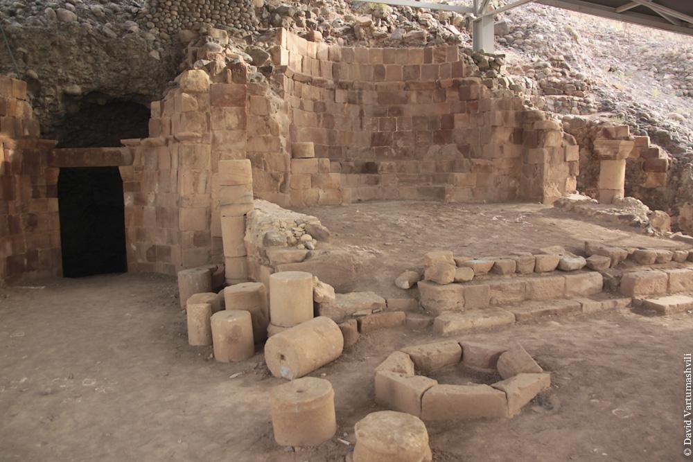 Иордания, пещера Лота