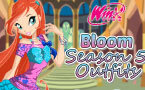 ���� 5 �����, ������ (Winx Bloom Season 5 Outfits)