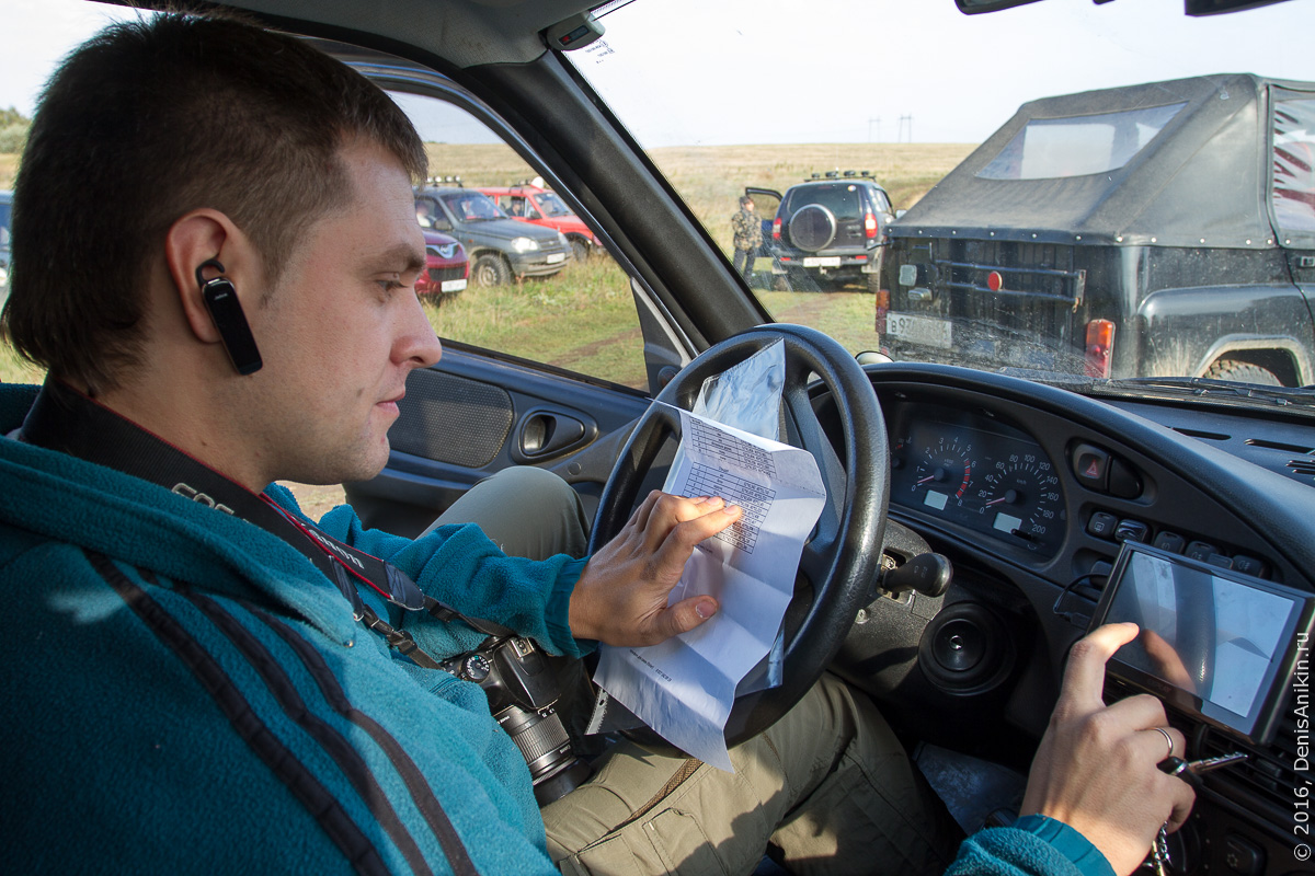 Планшет водителя Oysters от МегаФон 1