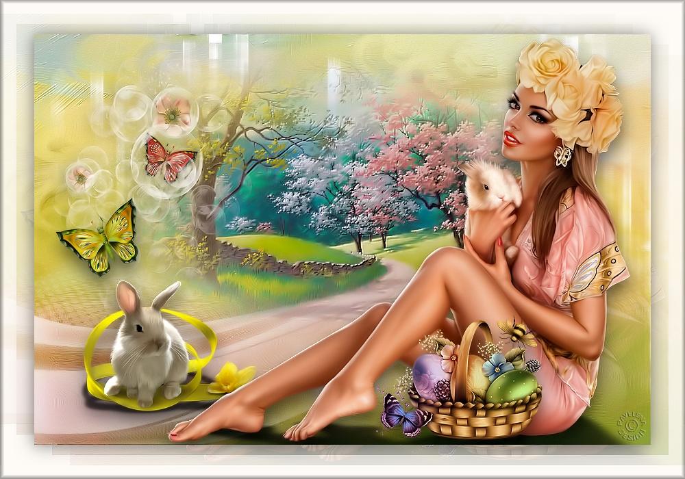 Весна цветущая