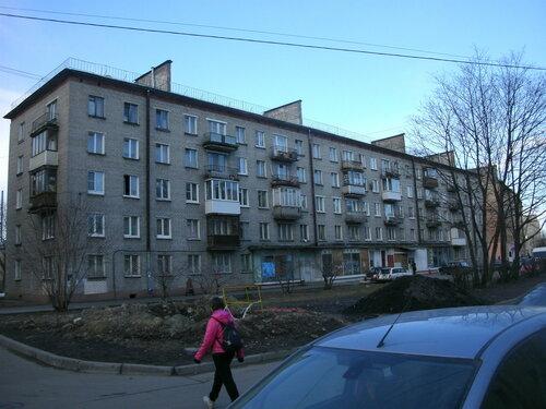1-й Рабфаковский пер 4