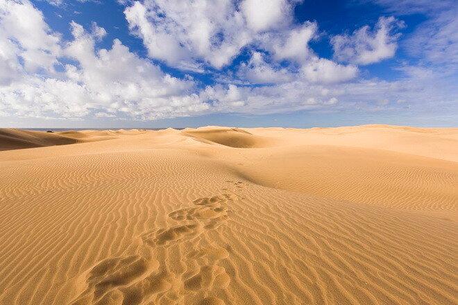 Дюны Маспаломас. Франция