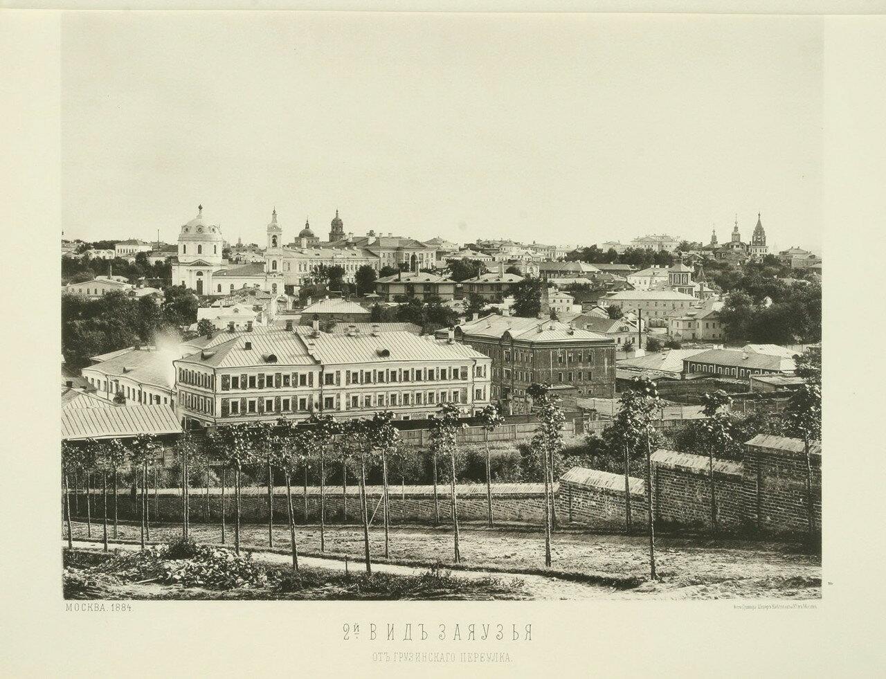 4350 Вид Заяузья (со стороны Грузинского переулка) 1884.jpg