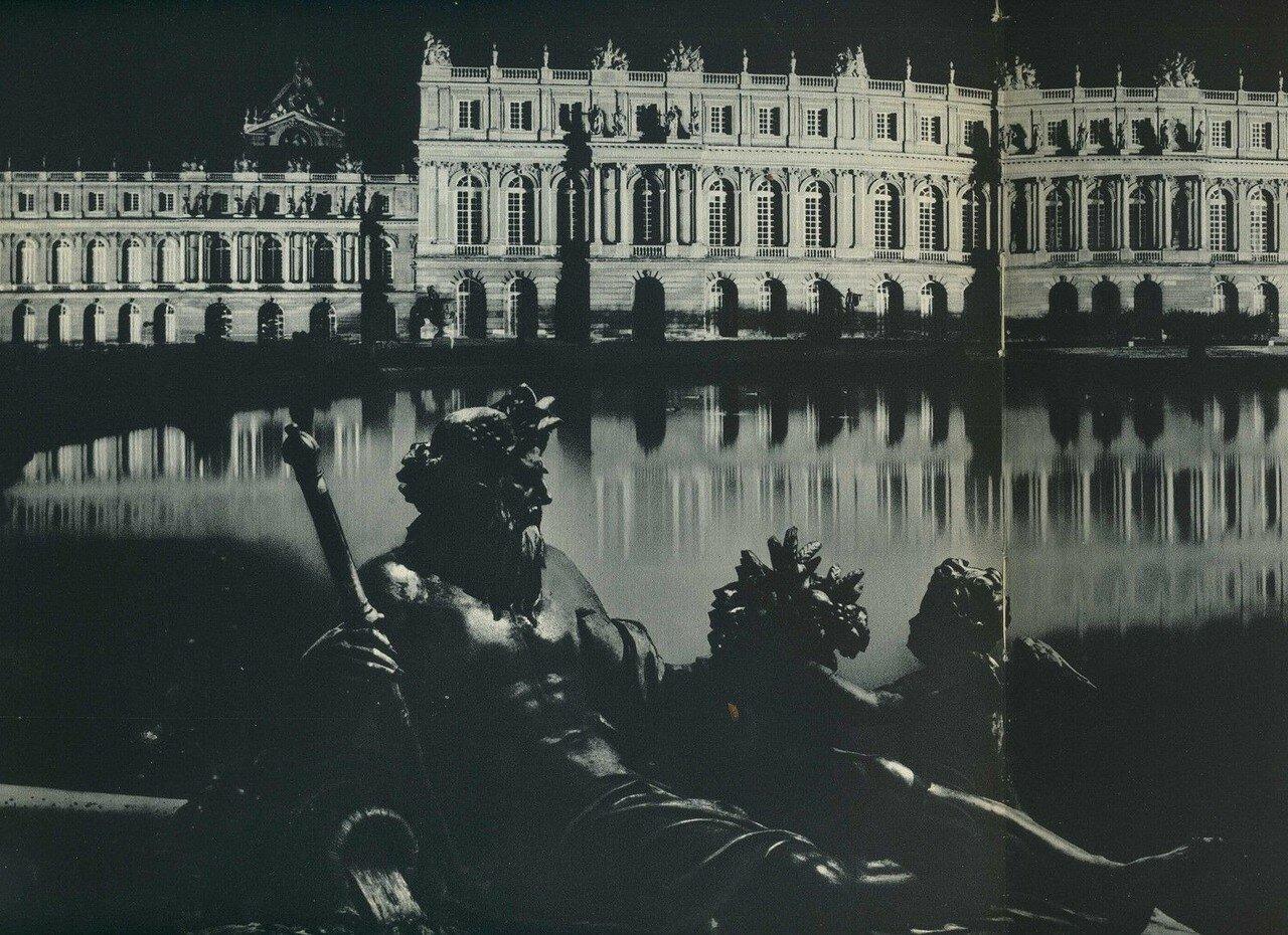 1937. Версаль ночью
