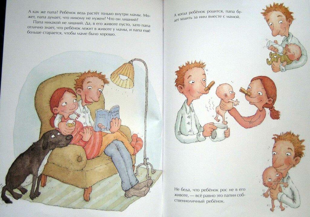 картинки как появляются на свет малыши проявляла свои