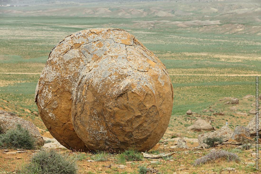 фотографии долина Торыш каменные конкреции