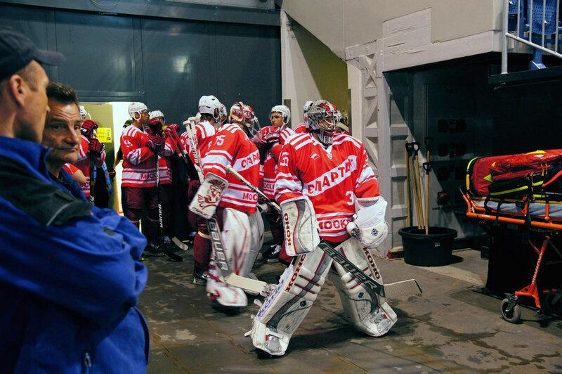 «Слован» vs «Спартак» 3:1 контрольный матч 2012 (Фото)