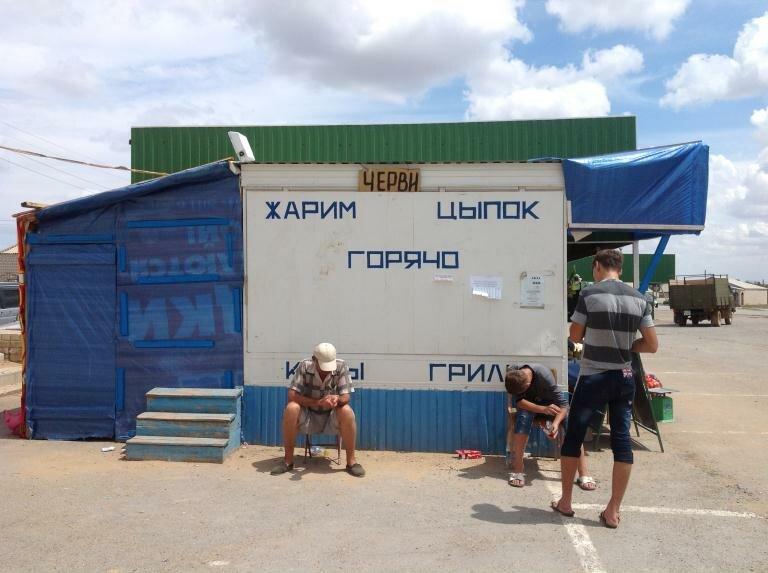 Астраханская область, село Харабали.