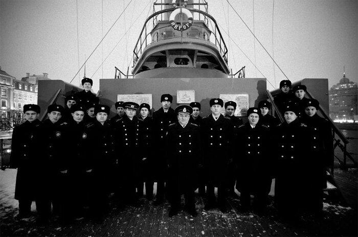 фотографии экипаж морской спб советское время что луаза