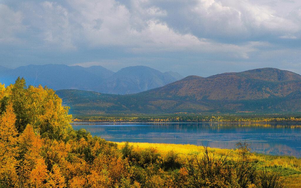 Пейзажи Сибири