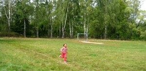 Рябчинская школа.16 сентября 2015 года. Легкоатлетический кросс.
