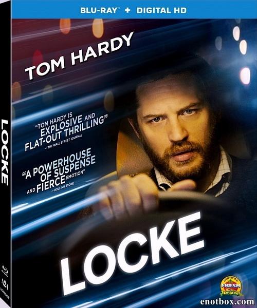 Лок / Locke (2014/BDRip/HDRip)