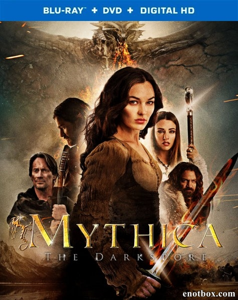 Мифика: Тёмные времена / Mythica: The Darkspore (2015/BDRip/HDRip)