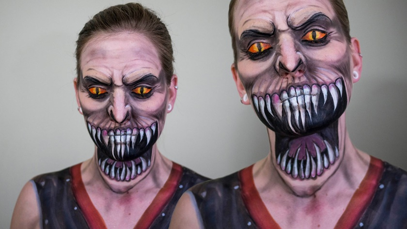 Девушка потрясающе меняет свое лицо с помощью макияжа 0 142240 8aa7e156 orig