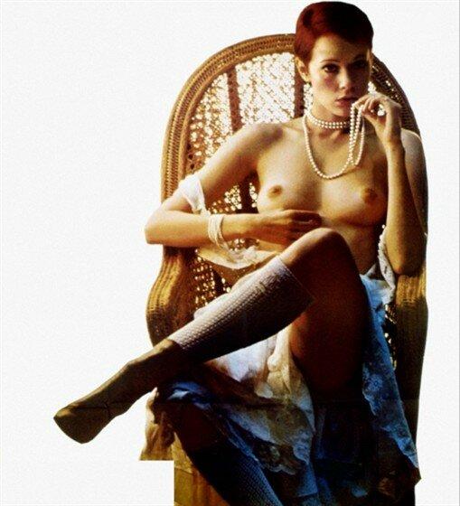 Sylvia Кristel as Emmanuelle Arsan
