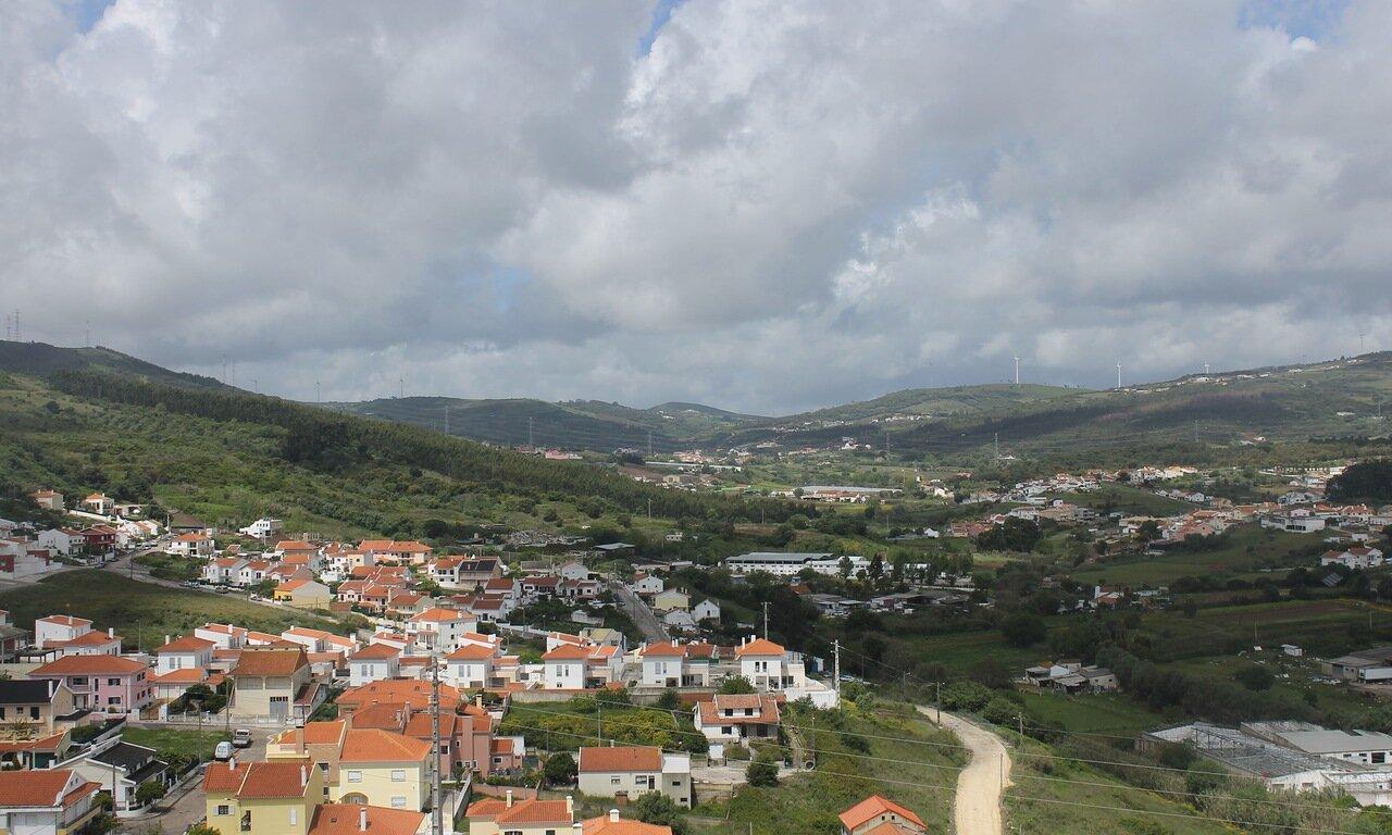 Португалия. Природный парк Синтра-Кашкайш, Serra De Sintra