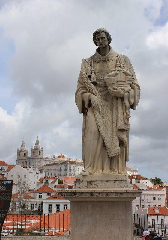 Lisbon, Alfama. Alfama
