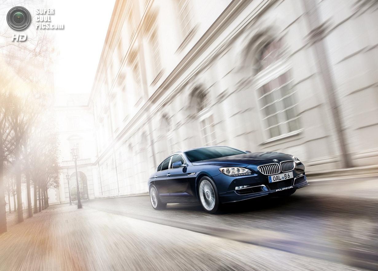 В полку «альпийских» BMW прибыло (14 фото)