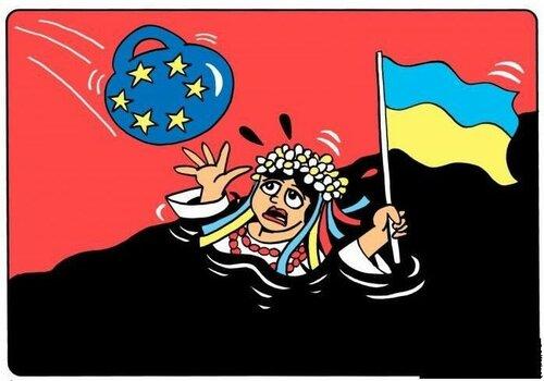 """Хроники триффидов: Украинство- это... Или очередные вопли """"А нас-то за що?!?"""""""