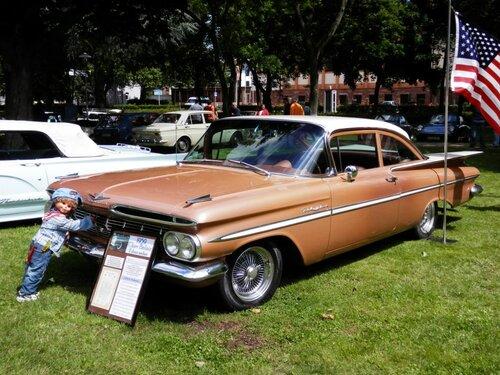 Chevrolet Bel Air BW 1959 г.