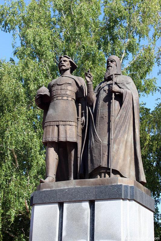 Памятники гражданской архитектуры нижнего новгорода связанные с именем георгия всеволодовича