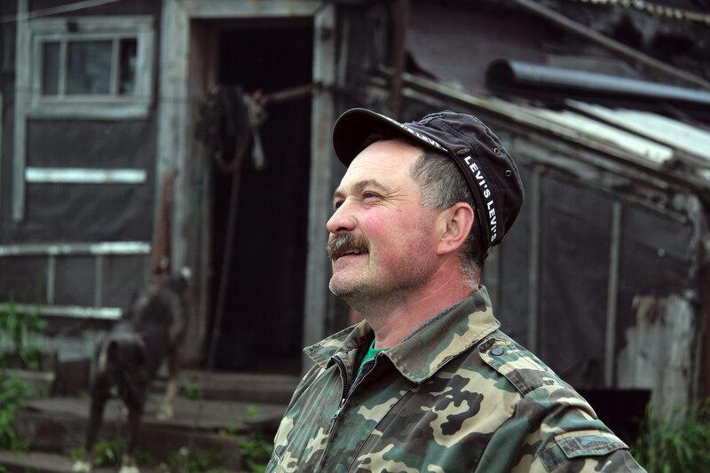 Константин Черакшин - авиатор Усть-Хайрюзово