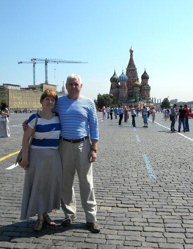 День ВДВ-Красная площадь- Валерий Костин - Лена Воронова