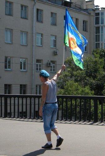 К парку Горького