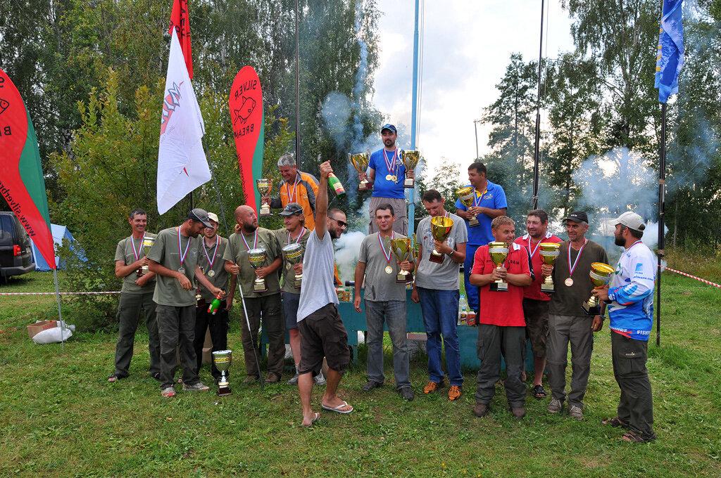 Победители и призеры соревнований Чемпионат Москвы 2012