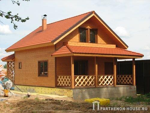 Каркасный дом своими руками смета