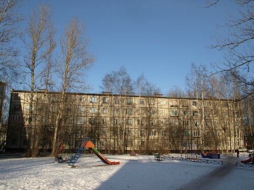 Дальневосточный пр. 68к2