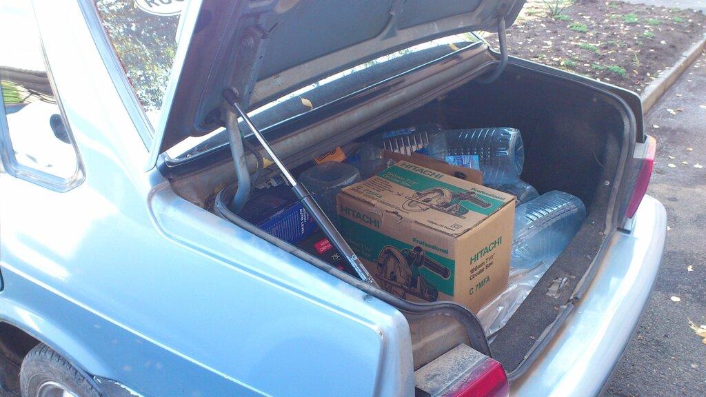 Багажник на ваз 2115 своими руками