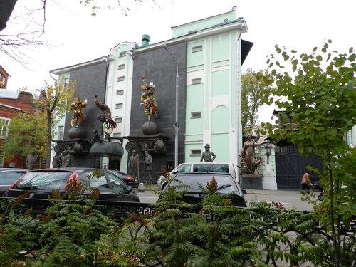 Музей мастерская Зураба Церетели