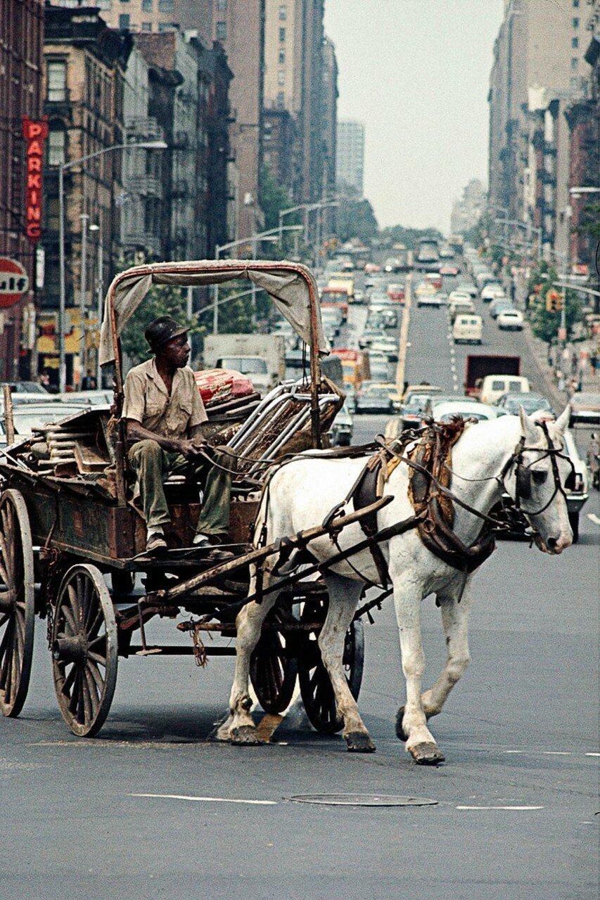 На дороге в Гарлем