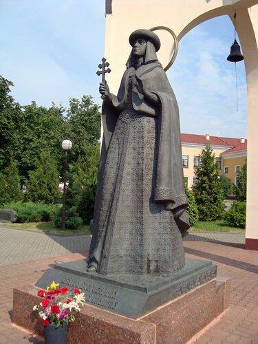 Памятник Софии Слуцкой