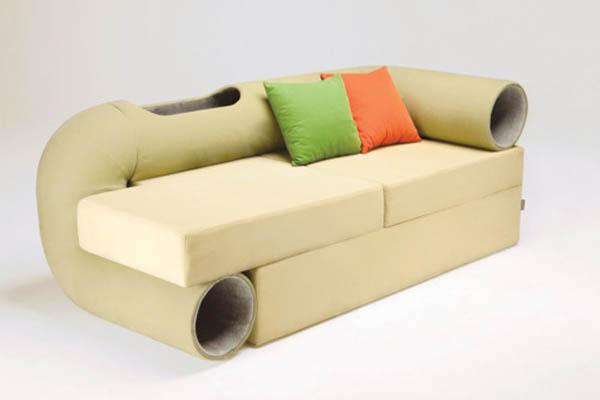 Собрать диван своими руками