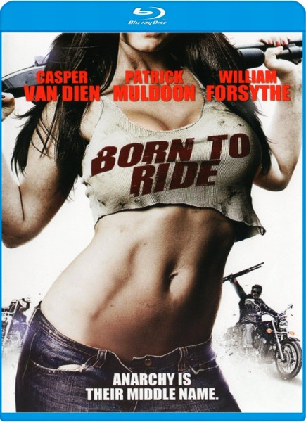 ������������ ������ / Born to Ride (2011) BDRip 720p + HDRip