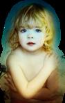 Клипарт Детский портрет
