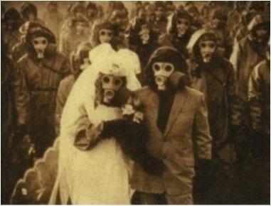 Самое жуткое свадебное фото